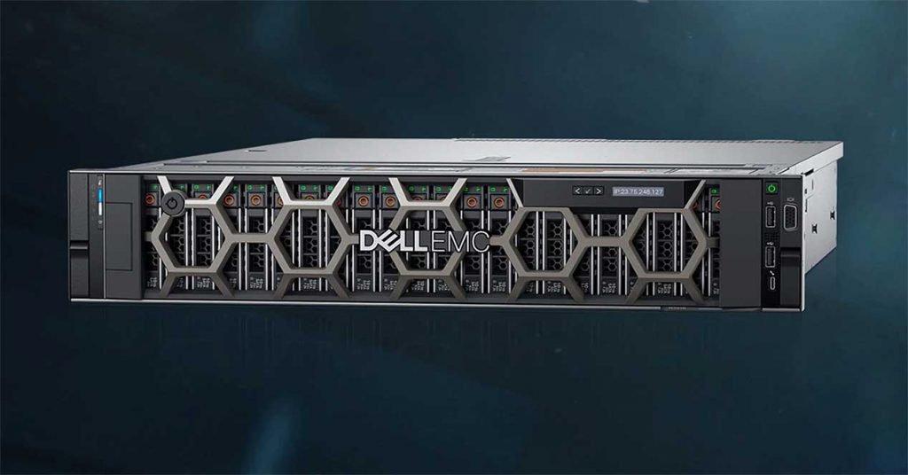 Dell apuesta por AMD: añade cinco nuevos servidores basados AMD EPYC 2 Rome