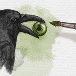 Image for the Tweet beginning: Bilder: Therbûnit, Wappen, Thorwalerin, Sticker-Set,