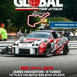 """James Houghton #time_attack_typer  """"It was a weekend full of firsts. First weekend on a new @spage.sport / @stim.tech aero package, first weekend with the new @GarrettMotion #Turbo #GarrettTurbo #JamesHoughton @Global_TA #roadtoatlanta  https://t.co/23UmZr717u"""