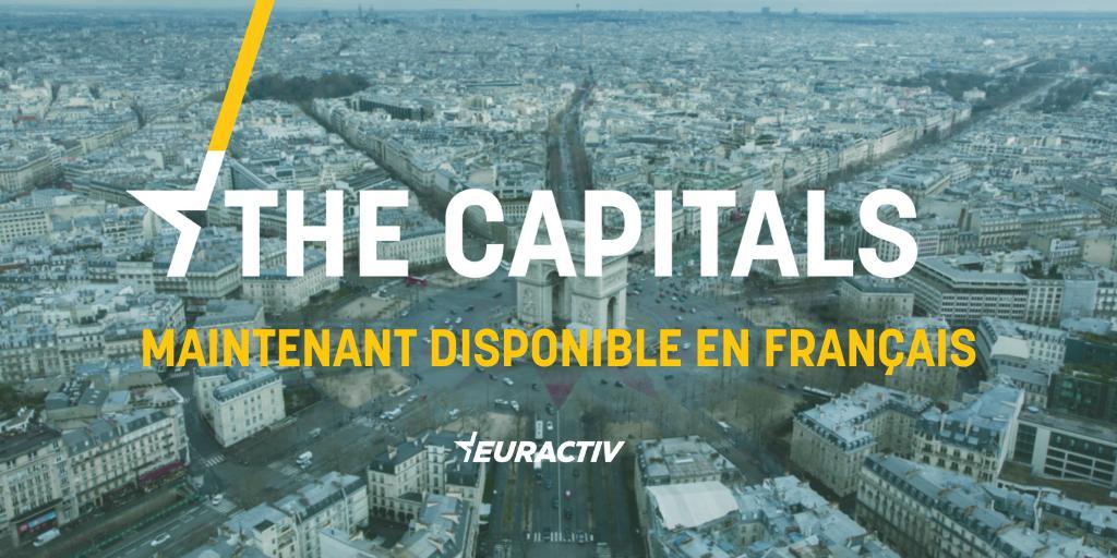test Twitter Media - 🇫🇷 Ne serait-il pas pratique de recevoir toutes les infos de la journée sur les capitales européennes dans une seule newsletter ?  The Capitals est aussi disponible en français, parce que dans la langue de Molière tout paraît plus beau.  Abonnez-vous : https://t.co/rBPgWkNtYs https://t.co/TvmNPRczJt