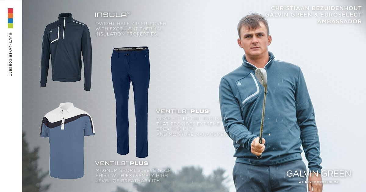 🏌️♂️Competition time!🏌️♂️ Were looking forward to watching @BezChristiaan at #BMWPGA this week at Wentworth. To win this @galvingreen outfit simply like, retweet and follow @SilvermereGC Winner announced next Monday. Good luck!