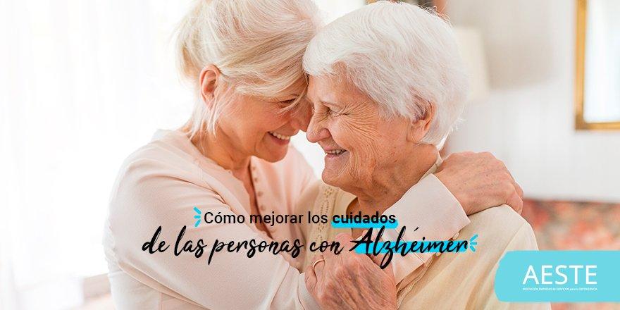"""test Twitter Media - Con motivo de la celebración del #DíaMundialDelAlzhéimer, hemos diseñado una guía de """"Cómo mejorar los cuidados de las personas con #Alzhéimer"""" para ayudar a familiares y profesionales a ajustar los cuidados ante este tipo de demencia.  ➡https://t.co/DRylDgAx4Y https://t.co/lARb0R4hdH"""