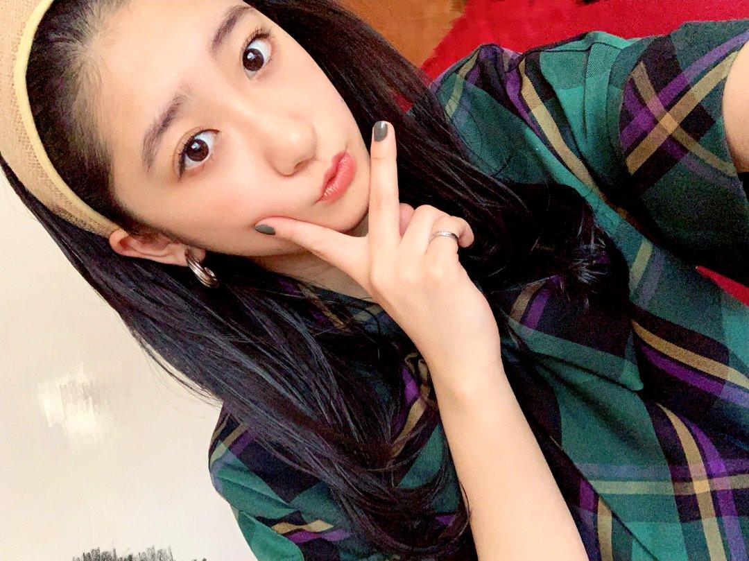 【Blog更新】 happy 秋山眞緒: みなさーーーんこんばんわあきやま…  #tsubaki_factory #つばきファクトリー