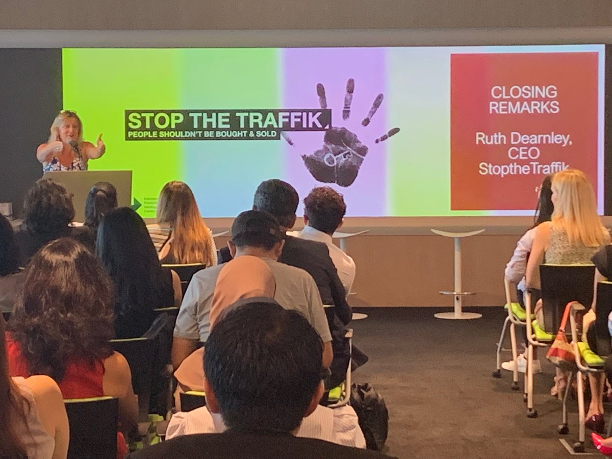 Our #Singapore event today was an amazing demonstration of how by sharing information and the power of #tech, we can build an enriched global picture of what is happening locally. Thanks to our partners around the world and to everyone who came! #TechForGood