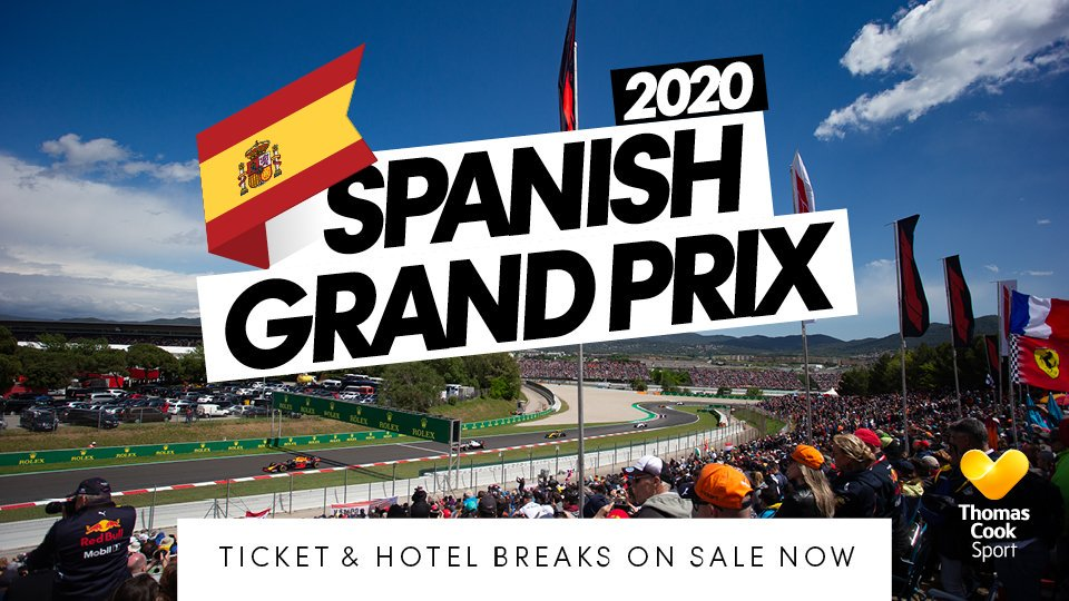 🇪🇸 Enjoy a sun soaked weekend in #Barcelona for the 2020 Spanish Grand Prix - an #F1 weekend fuelled by stunning scenery, culture and tapas! 🤤🏎️https://t.co/KsiUwnW6Na #SpanishGP #SayYouWereThere https://t.co/RUgtE1qzBJ