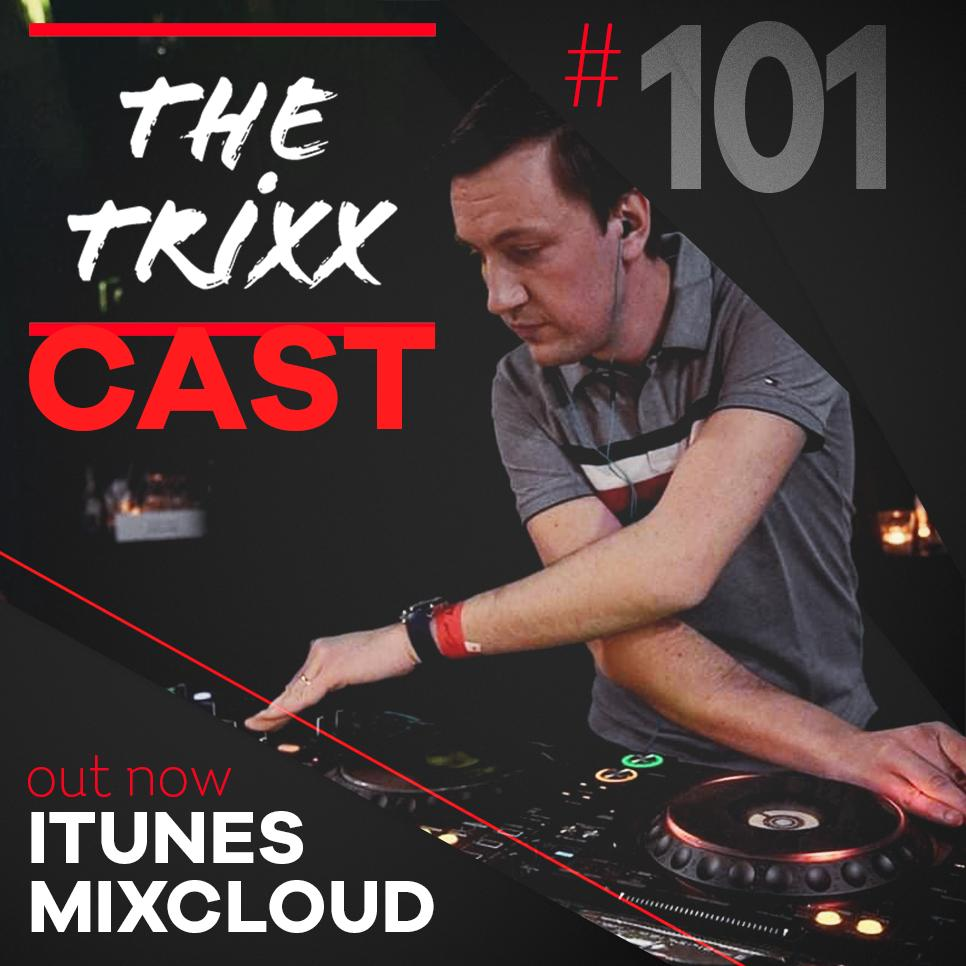Summer break is over, new #Trixxcast episode is now available on itunes and mixcloud.  http://bit.ly/Trixxcast101
