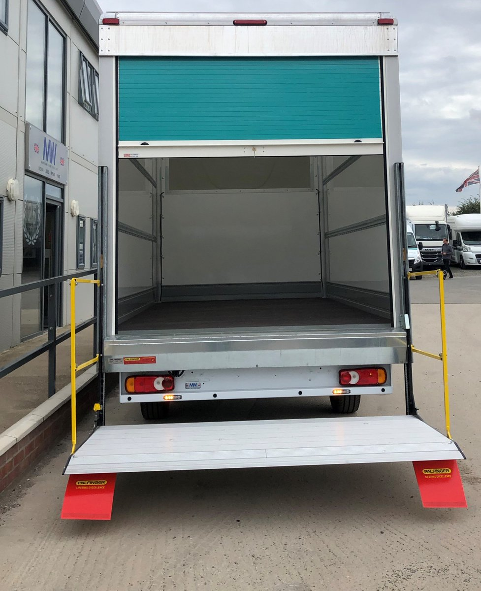 test Twitter Media - 3.5t Vauxhall Movano Luton with 500kg Lift for @phsgroup   With thanks to @PentagonDG   #Palfinger @Vauxhallvans  #Movano #Luton https://t.co/JX5BDQP2qP