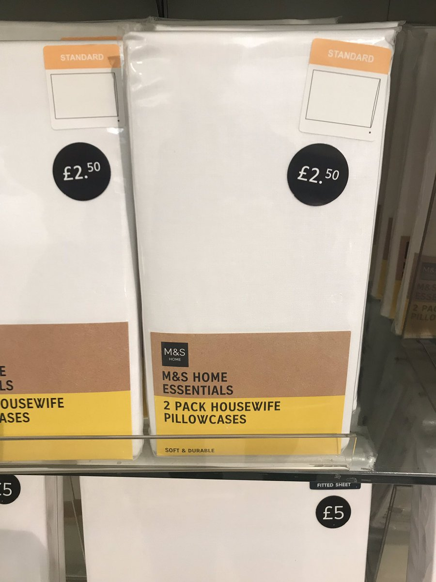"Is it odd that big stores like M&S still use terms like ""housewife""?"