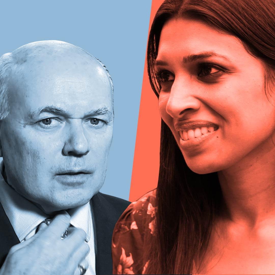 This is @faizashaheen. She has 4 days to oust Iain Duncan Smith, the chief architect of Universal Credit. His majority collapsed from 8,000 to 2,300 in the last election. She can defeat him. Share this. Amplify her.