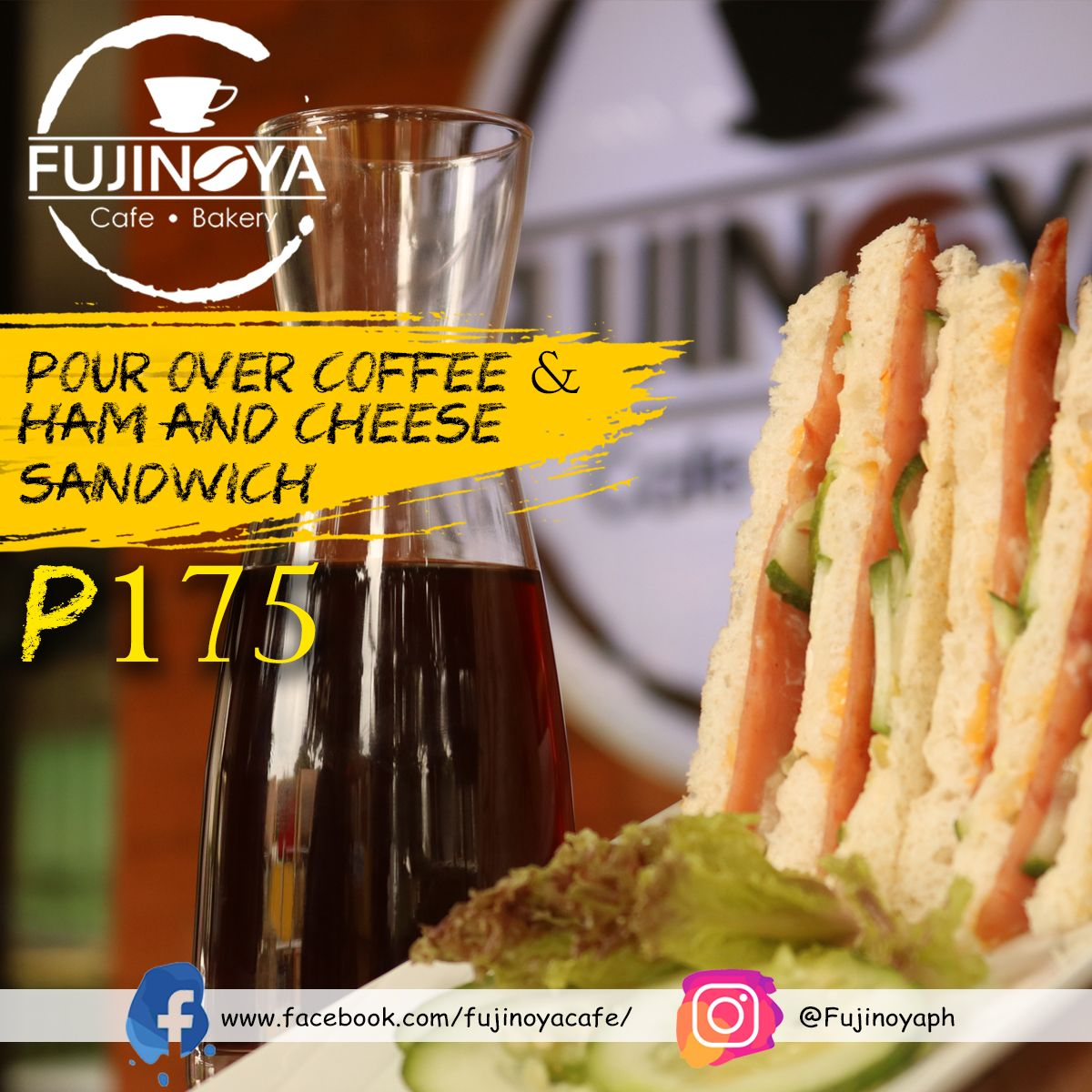 Try our new Japanese Style Sandwiches Konbi! You may choose from our Fluffy Egg & Cheese or Tasty Ham & Cheese Sandwich + a Pour Over Coffee for only P175! . . . #specialtycoffee #coffeeoftheday #shareyourkape ⠀ #coffeeaddict #thetravellingbarista #coffeeexample #cebucoffeepic.twitter.com/8CHMmjoymm