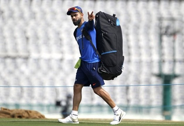 #INDvSA #INDvsRSA #INDvsSA #ViratKohli to felicitate outgoing BCCI chief curator Daljit Singh in Mohali MORE HERE: https://www.cricketcountry.com/?p=892877