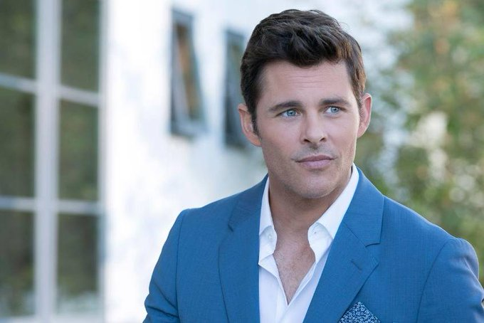 Happy Birthday dear James Marsden!