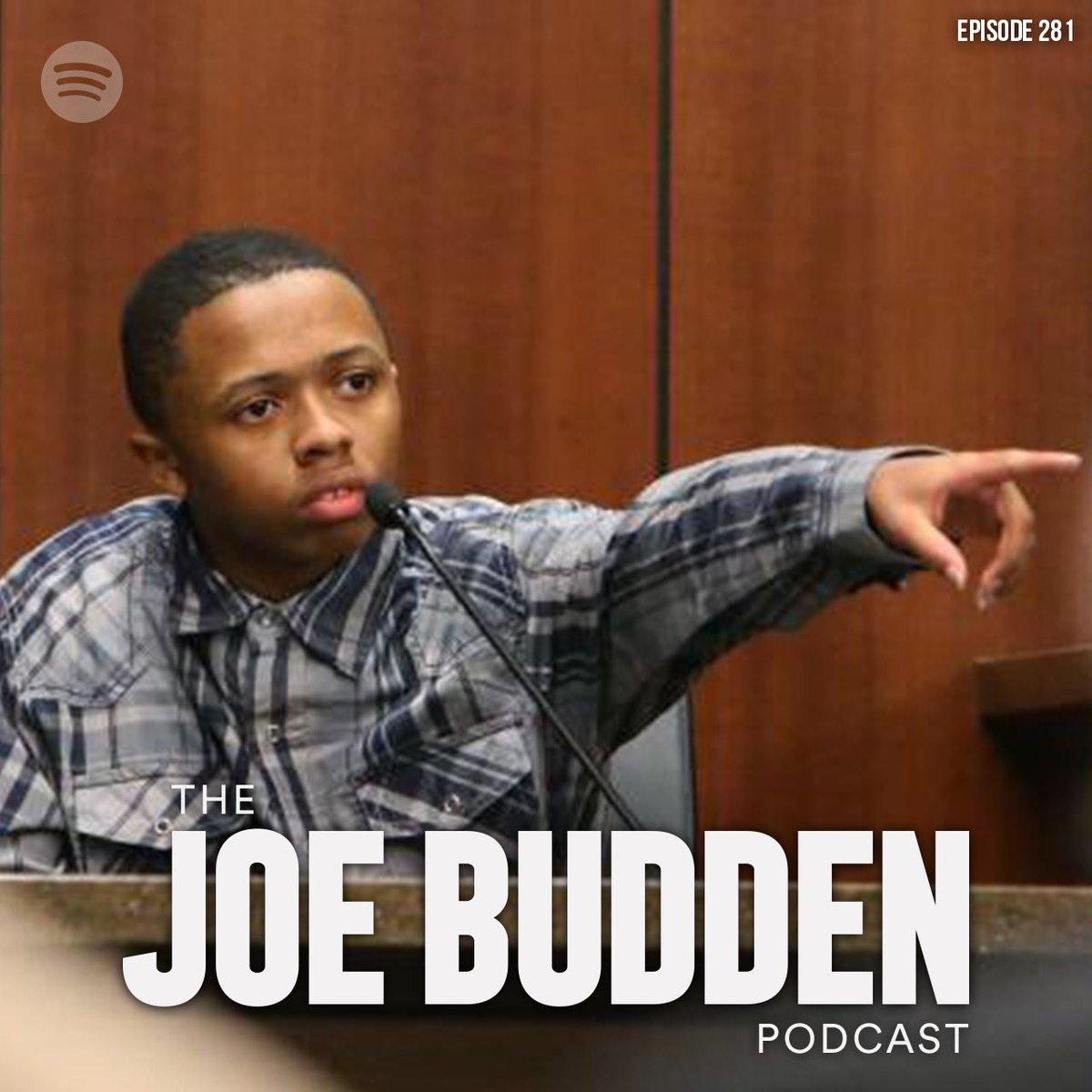 "The @JoeBudden Podcast Episode 281 ""Danny Dimes"" is available now!Stream exclusively on @SpotifyLISTEN HERE 🎧: https://open.spotify.com/episode/4ItM0jUREFXkDLddJOUHSW?si=Vv3wmdgUR_iVrkJ5qaHg6w …"