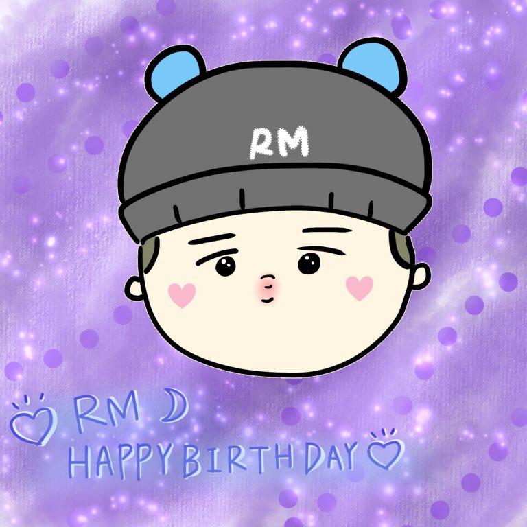 🐨🌳생일 축하합니다 🌳🐨 09/12  ほんとに人として尊敬できるウリリーダー🥳あなたの言葉にいつも助けられてます。。サランヘヨ💜(6日遅れなのは見逃して) #남준이는_아미의_사랑이자_자랑 #RMGalaxyDay #Happy_RM_Day #HappyBirthdayNamjoon  #HappyJoonDay #HappyNamuDay @BTS_twt