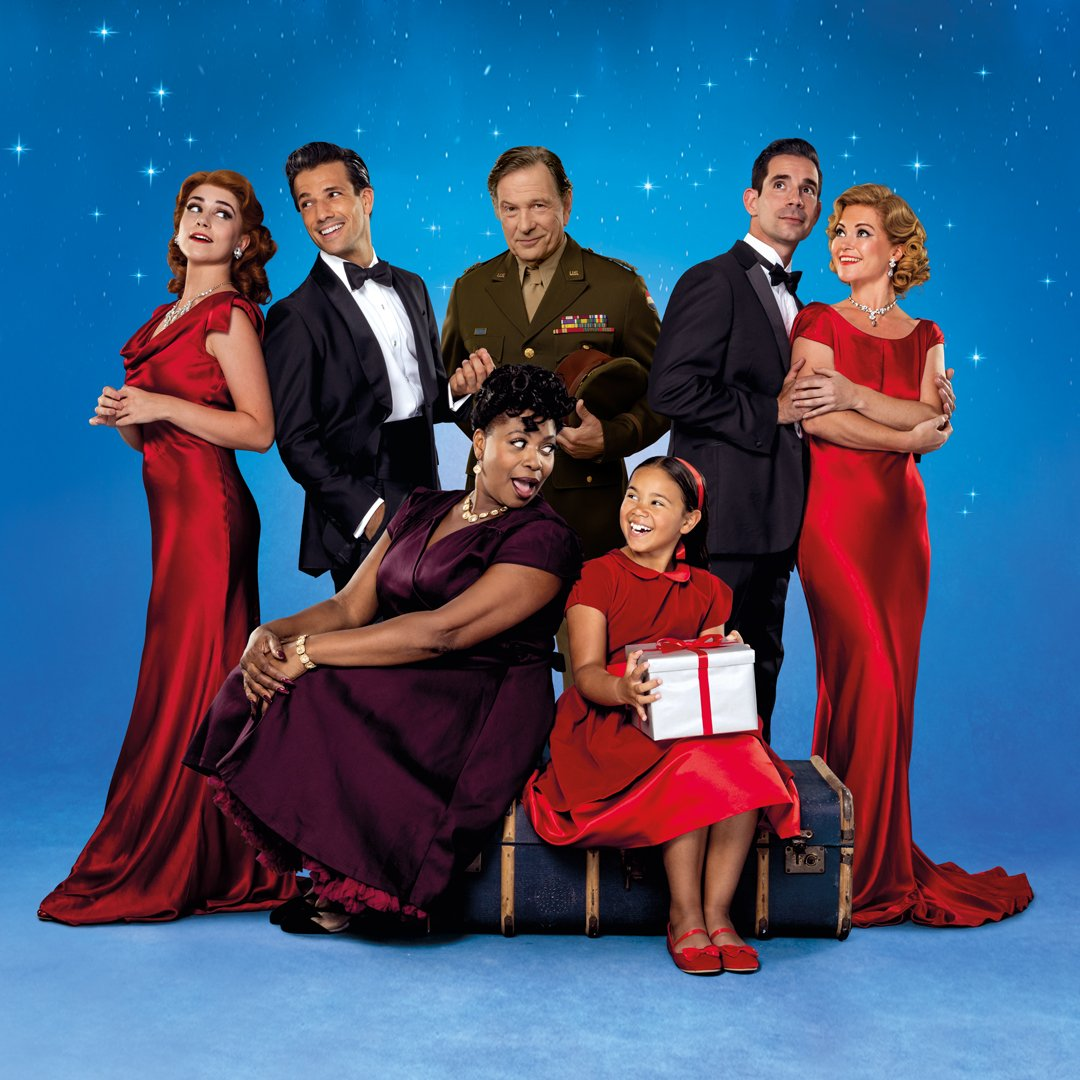 Who Wrote White Christmas.Michael Brandon Mrmbrandon Twitter
