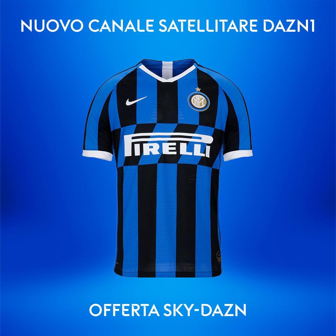 📌 | PROMEMORIA  🖥️ Aderisci subito all'offerta Sky–DAZN per vedere l'Inter anche sul canale satellitare DAZN1  Vai su 👉 http://sky.it/dazn