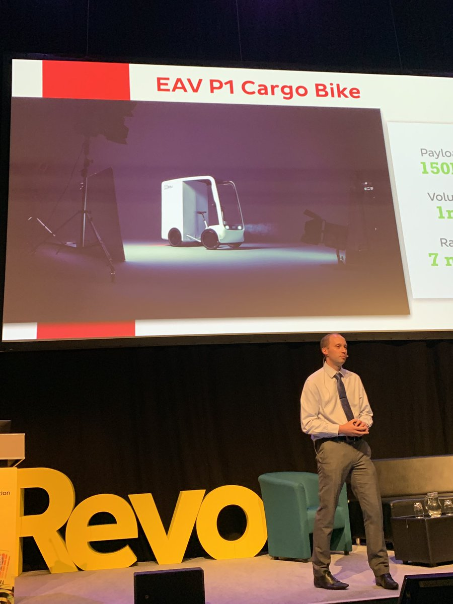 #DPD has designed their own cargo bike to counter urban pollution - the ultimate N+1 for cycling fans! #Revoinsights