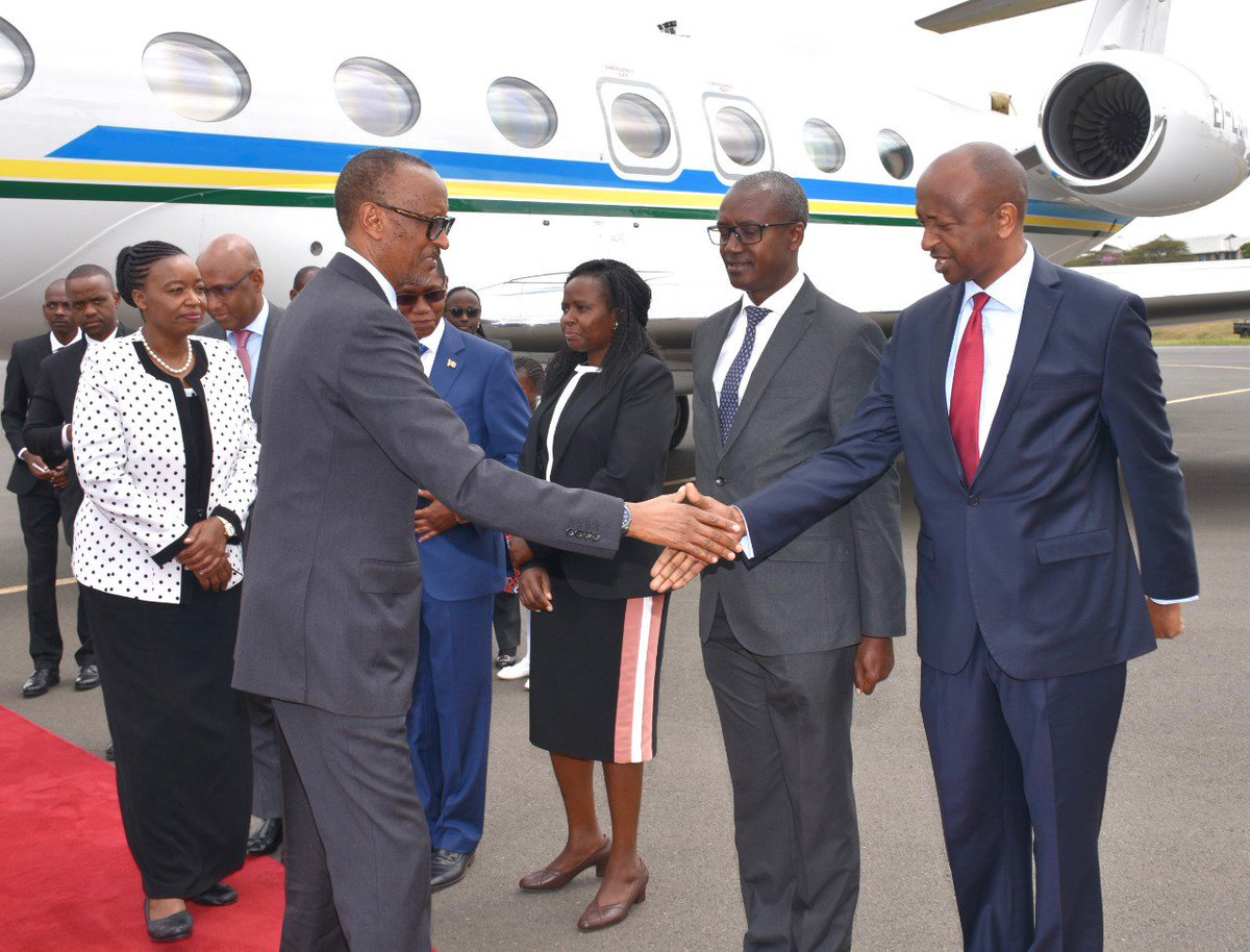 Kenya and Rwanda enjoy strong bilateral relations and the visit by President Kagame will further strengthen existing ties between our two countries.