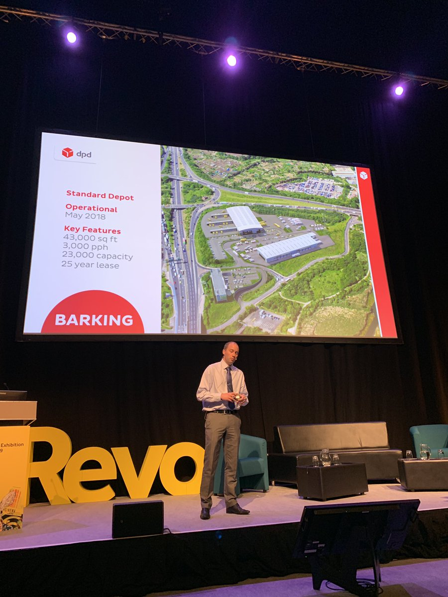 Rob Fowler #DPD parcels holds out the possibility of operators collaborating on design and use of amenities at distribution locations #Revoinsights #innovation