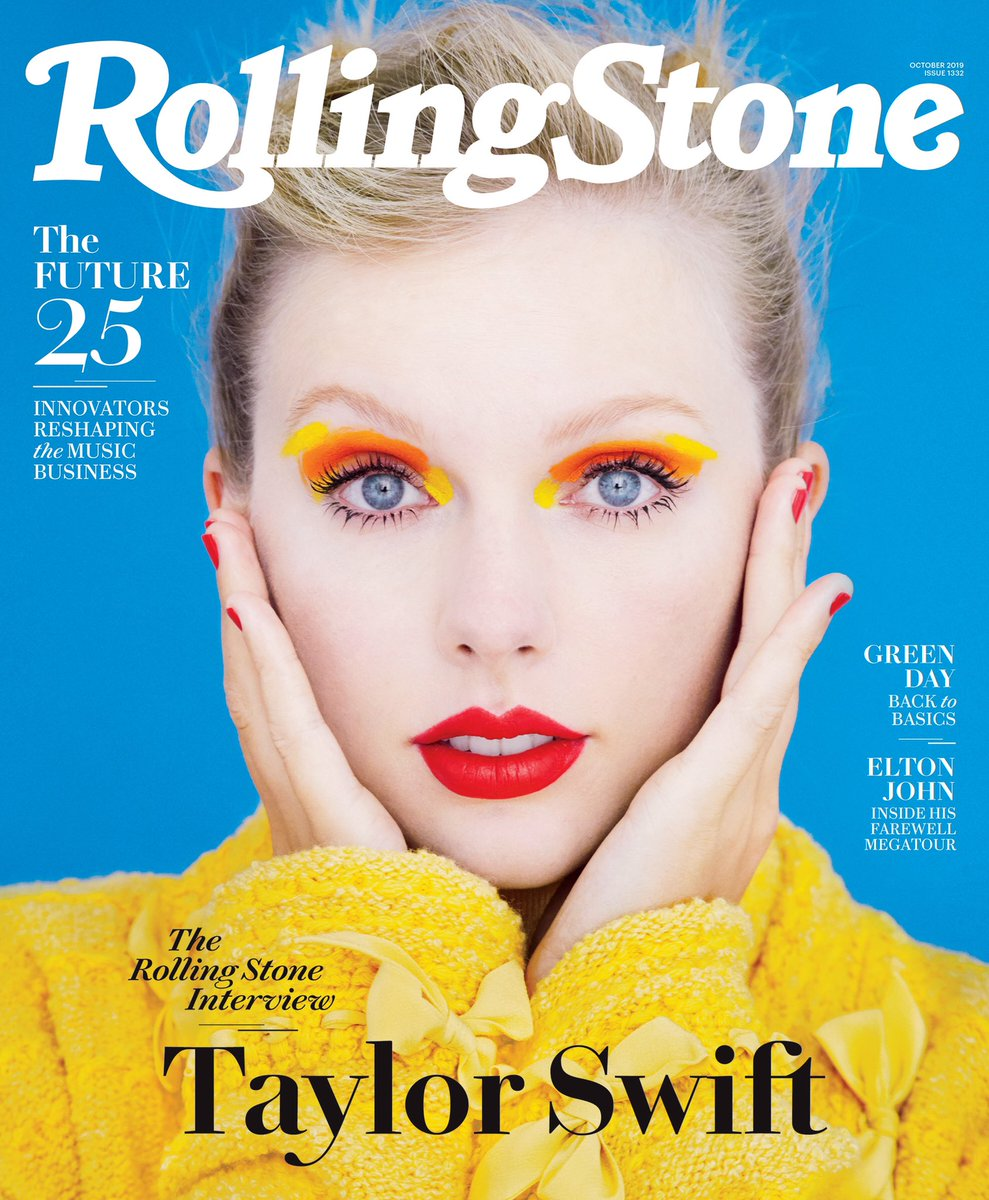 I hadn't done a @RollingStone cover in 5 years, and hadn't seen @hiattb since I got in 2 car crashes while driving him around during our interview in 2012. 🤦♀️ There were no cars driven this time, but we had a lot to catch up on. 📷: Erik Madigan Heckhttps://rol.st/2AwAlaJ