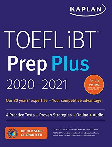Pdf Download Free Toefl Ibt Prep Plus 2020 2021 4 Practice Tests