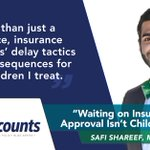 Image for the Tweet beginning: Safi Shareef, MD, is running