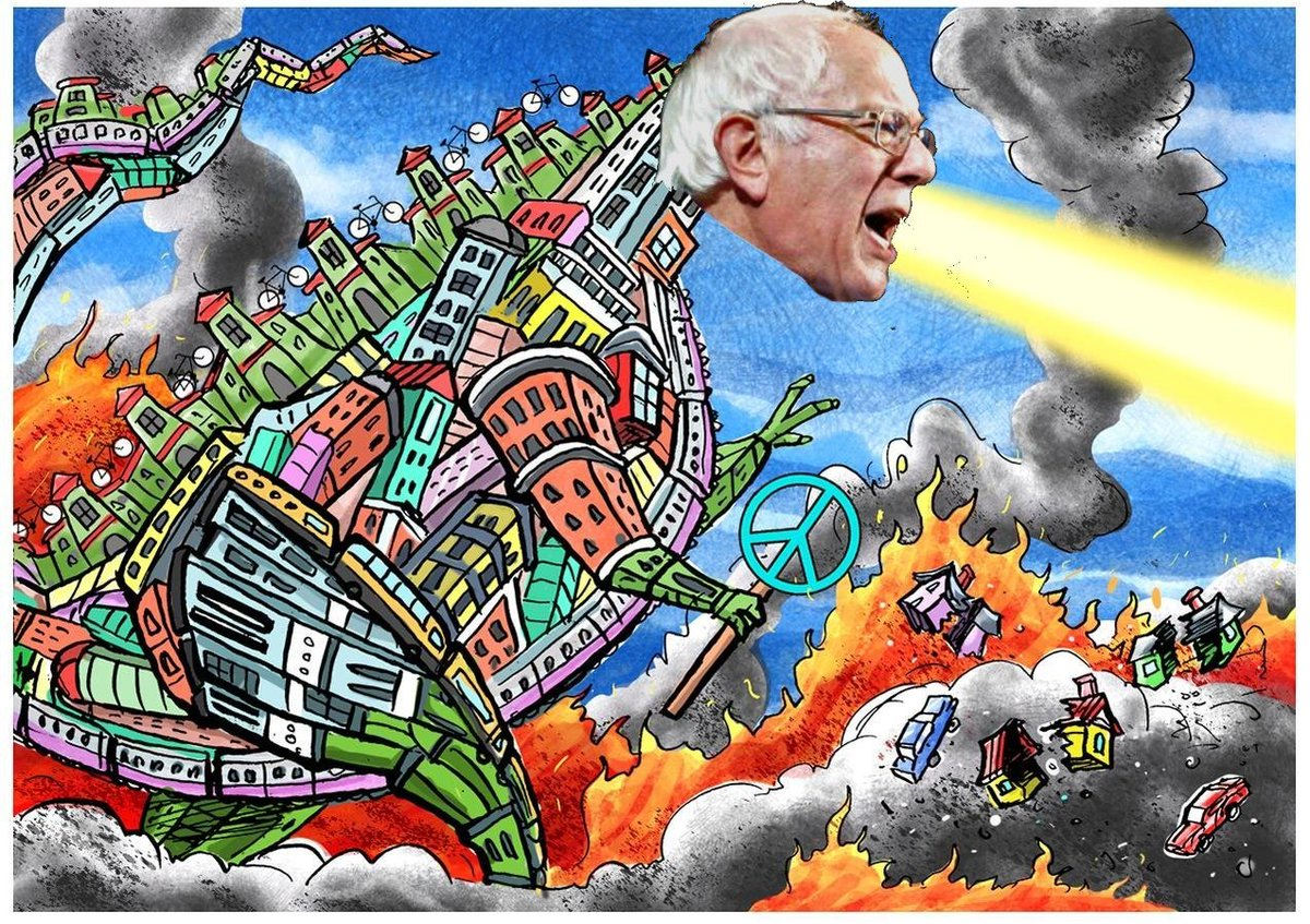 Many arguing about what housing twitter faction the Bernie Sanders plan is aligned with. I am mostly interested in winning the #HomesGuarantee he says we need, including millions of social homes, universal rent control, and ambitious fair housing reforms - but for the record: