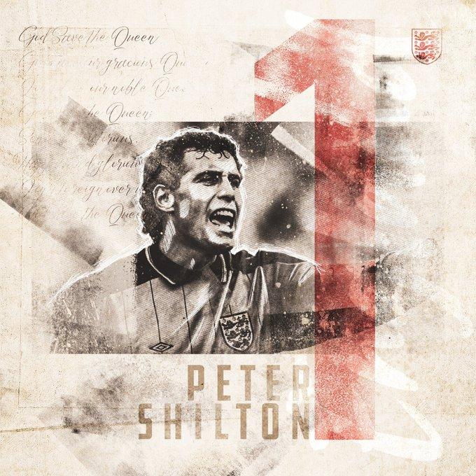 Happy 70th birthday Peter Shilton