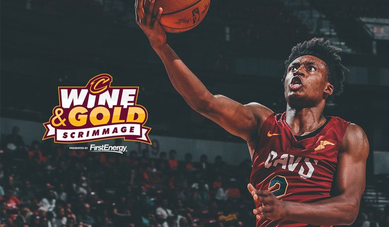 🚨 This year's FREE #WGScrimmage presented by @firstenergycorp will take place at @RMFieldHouse on Tuesday, October 8th at 5:00 PM ET! 🚨  DETAILS: http://on.nba.com/30sysXc TICKETS: http://bit.ly/2lYE1hO