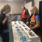 Image for the Tweet beginning: Water safety experts Leslie Dorworth