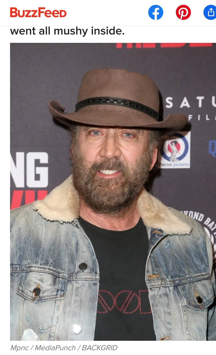 Nicholas Cage looks like Tim Allen in The Santa Clause now