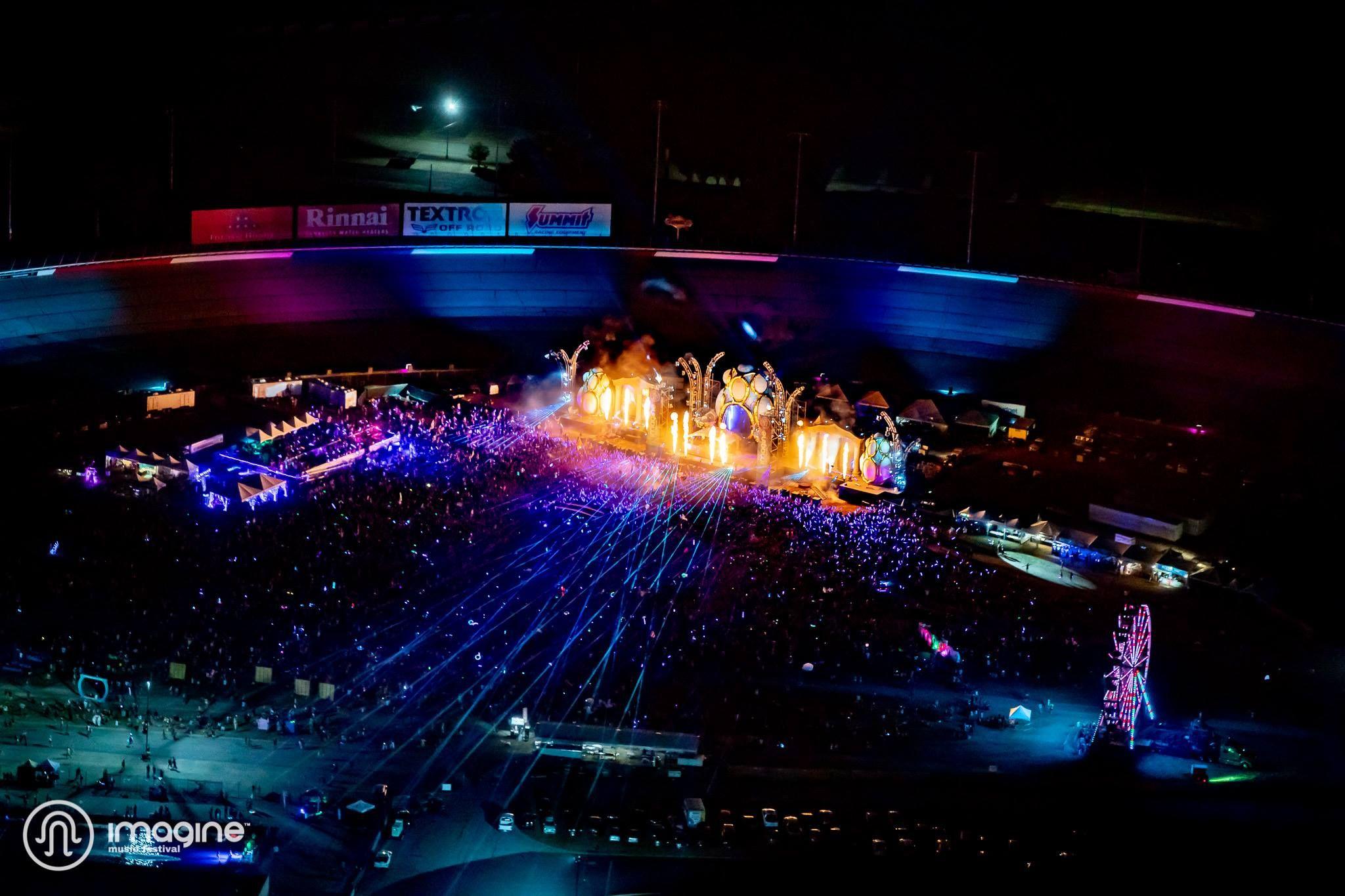 Imagine Music Festival 2020