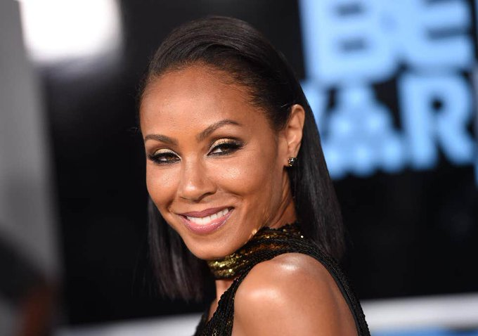 Birthday wishes going out to Jada Pinkett Smith. Happy Birthday!