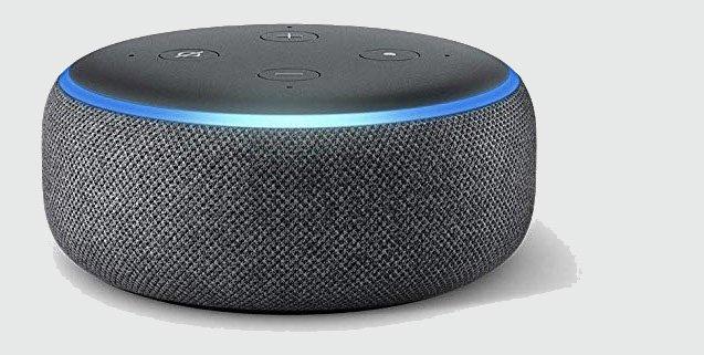 NUEVO SORTEO   Sorteamos un altavoz inteligente Amazon Echo Dot  Participa aquí     #sorteo #HTCMania