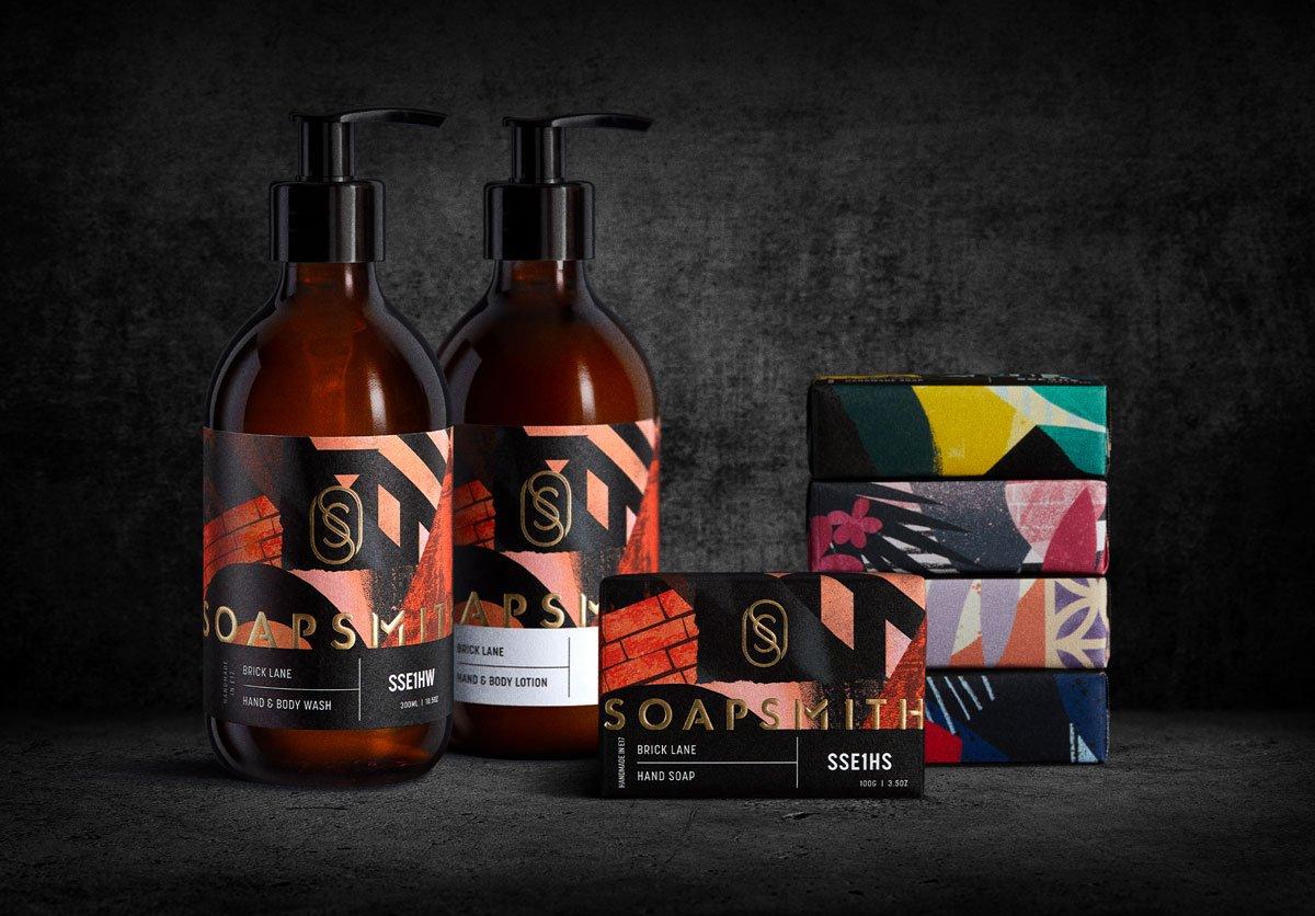 Rebranding a cult London brand... #branding #packaging #design