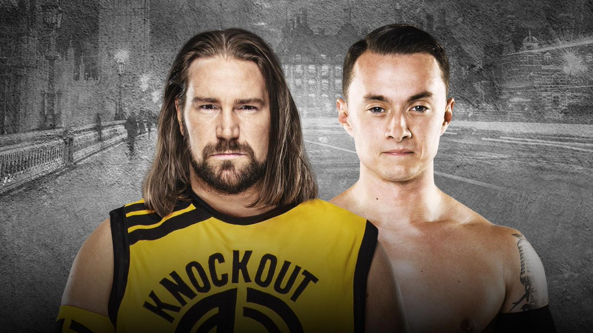 .@SidScala is set to battle @KassiusOhno in a #BritishRounds Match on a groundbreaking episode of #NXTUK TODAY at 3 ET/8 BST on @WWENetwork!