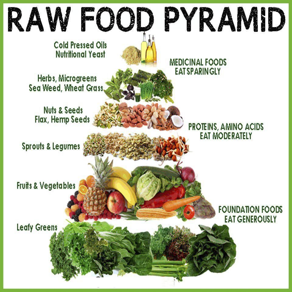 enzymes in the raw food diet