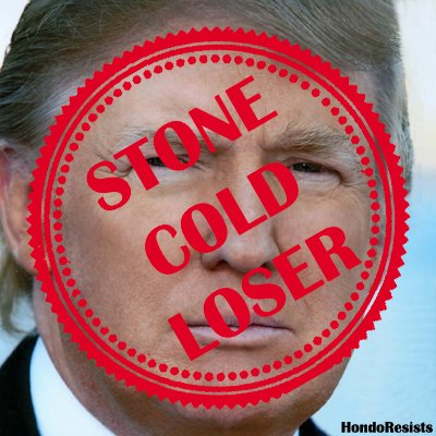 @DevinCow tRump is not just an ordinary loser. Hes a stone cold loser.