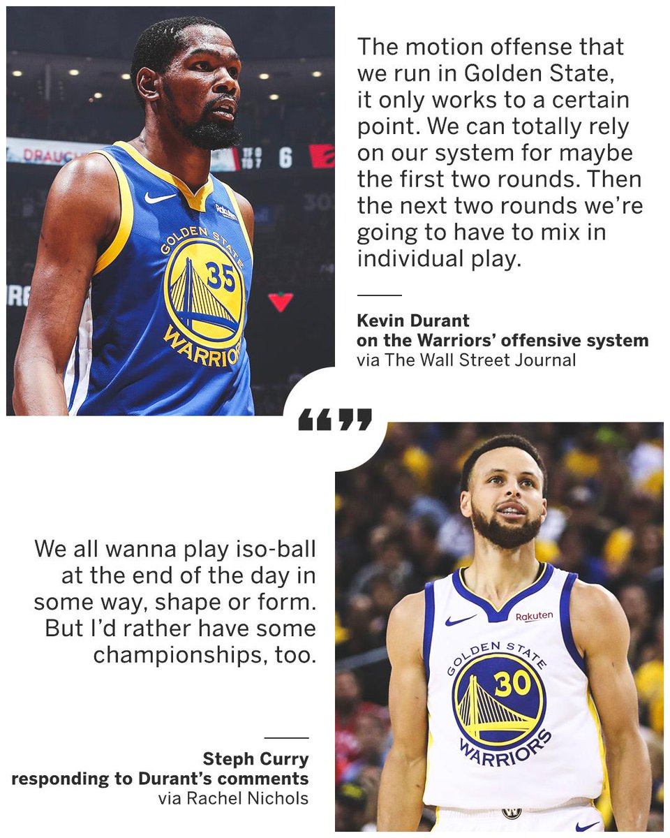 Steph Dismisses KD's Criticism 🏆
