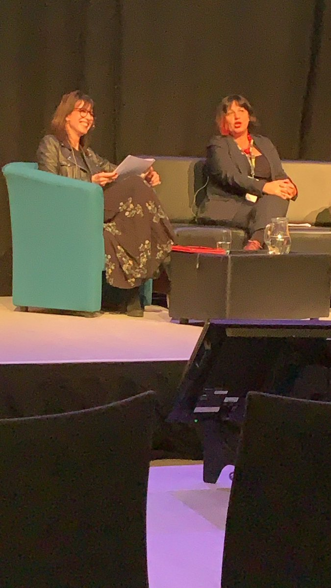"""""""We need more maverick leaders and less focus groups working on high street regeneration"""" Jackie Mulligan #ShopAppy #Revoinsights"""