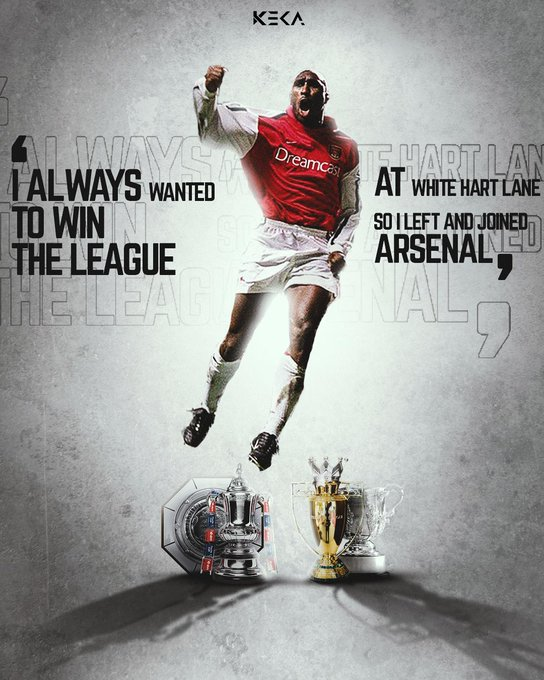 Happy Birthday to Arsenal legend & Invincible Sol Campbell ! -