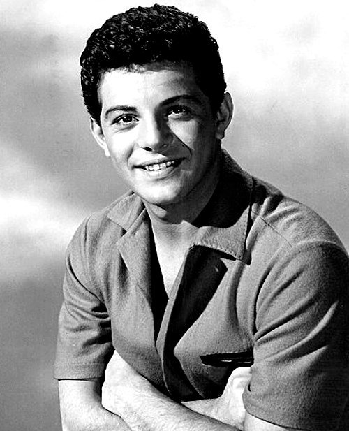 Happy Birthday to dreamy Frankie Avalon-79 years young!