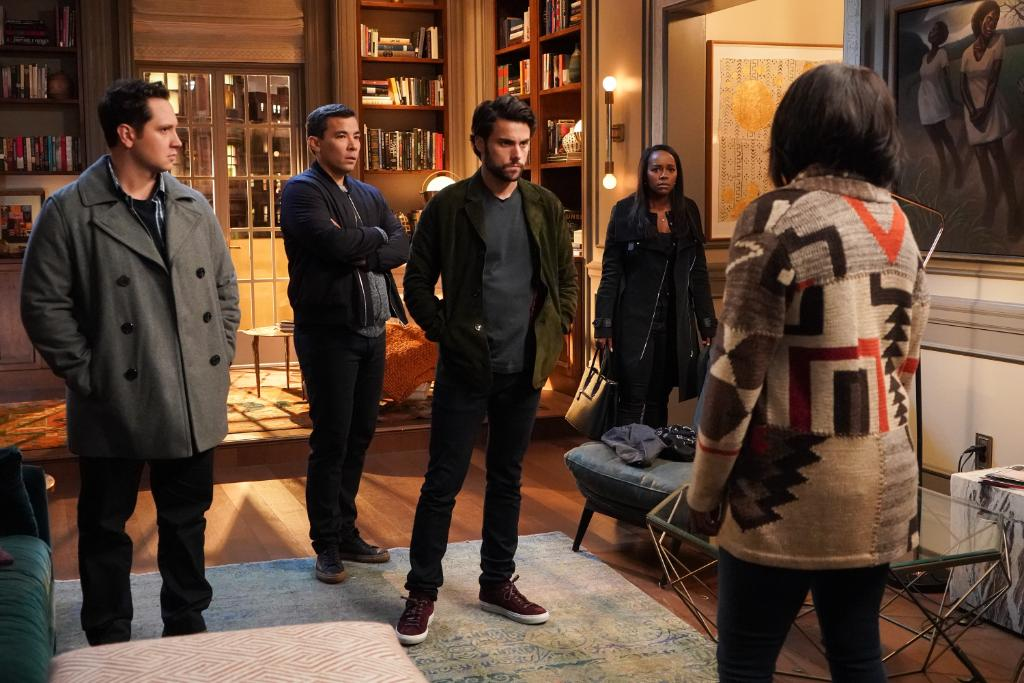 You can feel the tension in the air. #HTGAWM  <br>http://pic.twitter.com/lvhHPn8H6c