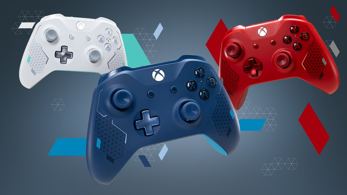 Sport Blue has joined the squad.Get yours today: https://xbx.lv/2kjx3TQ