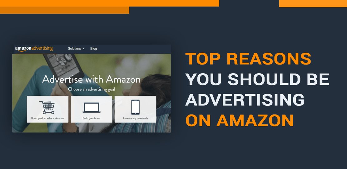Top Reasons You Should Be Advertising on Amazon via @OperationROI http://ow.ly/doV750weXt9  #amazon #amazonAds #amazonAdvertising #ecommerce #ecommerceSuccess #amazonPPC #sponsoredProductAds #sponsoredBrands