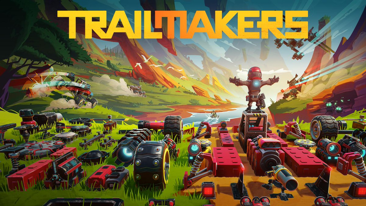 Trailmakers from @flashbulbgames exits Game Preview today on Xbox One: http://microsoft.com/p/trailmakers/9nsfgm8j6mbj…