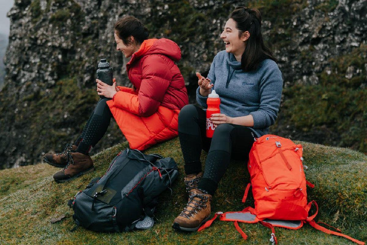 When the small talk is getting smaller by the day, it's #TimeToGetOut. Well help get you out in no time: https://bit.ly/tap-done #Berghaus #Outdoors #Explore