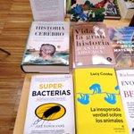 Image for the Tweet beginning: Queda 1 ejemplar !  #Superbacterias