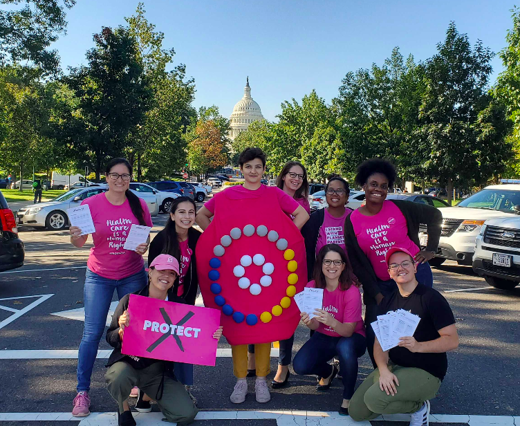 We did a quick poll this morning on peoples commute to the Capitol, asking them if they support access to affordable birth control? The overwhelming answer: YES 💪 Now, lets ensure that access through Title X. Learn more: protectx.org #ProtectX #IStandWithPP