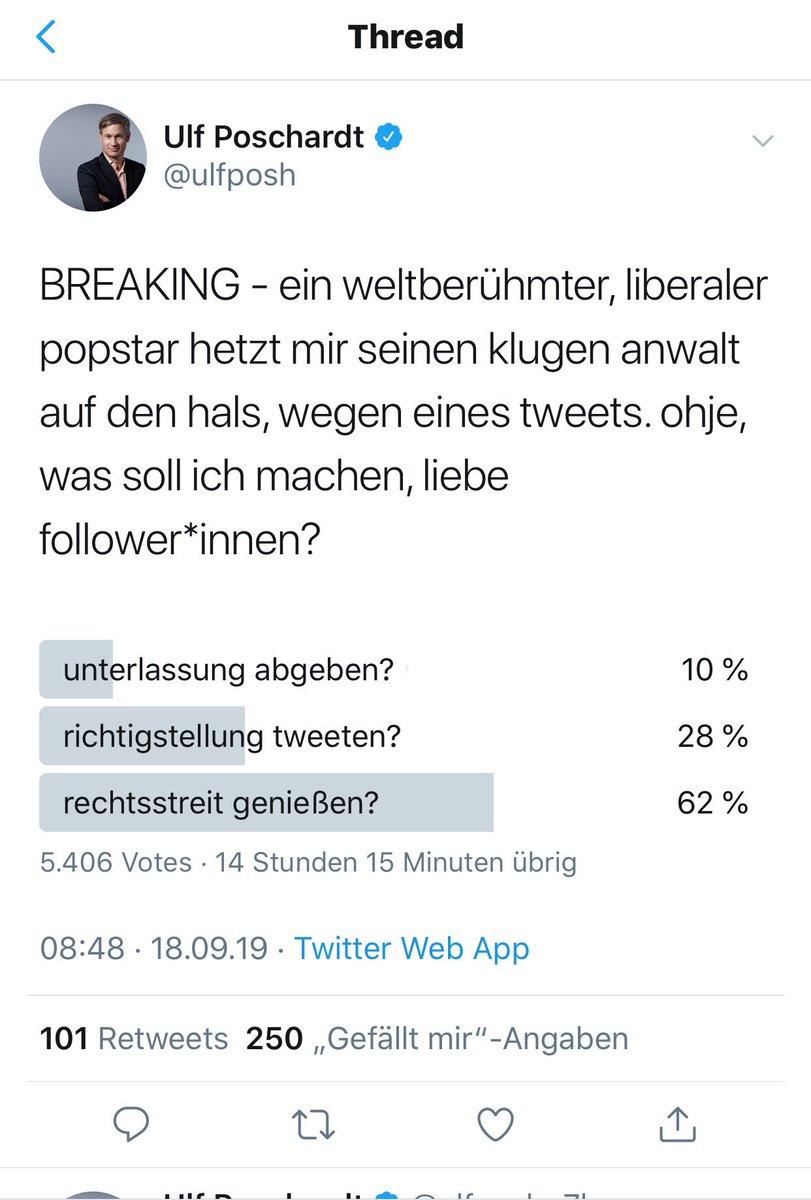 Ulf Poschardt on Twitter: